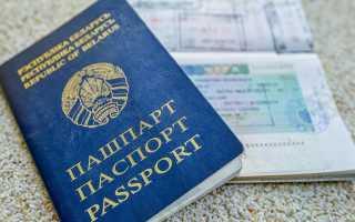 Шенгенская виза для белорусов: новые правила оформления в 2020 году