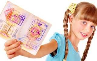 Как оформить загранпаспорт для ребенка в 2020 году?