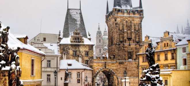 Нужна ли россиянам виза для поездки в Прагу в 2020 году?