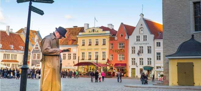 Оформление эстонской визы для россиян в 2020 году