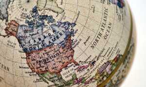 Страны и столицы Северной Америки: списки всех государств и штатов США
