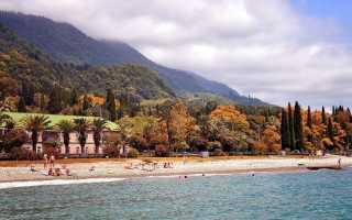 Республика Абхазия – это Россия или уже заграница?