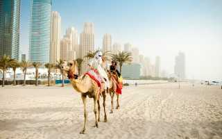 Нужна ли виза в ОАЭ для россиян в 2020 году?
