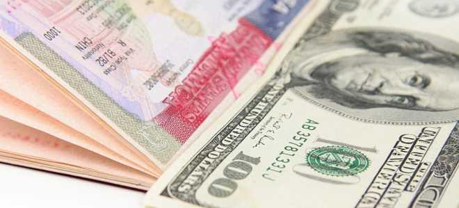 Стоимость визы в США для россиян в 2020 году