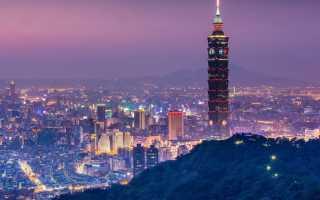 Нужна ли виза в Тайвань для россиян в 2020 году?