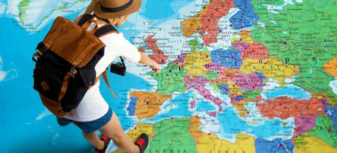 Безвизовые страны Европы для россиян: полный список 2020 года