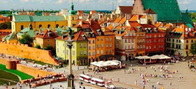 Оформление визы в Польшу для россиян в 2020 году