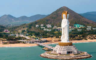 Въезд на остров Хайнань для россиян в 2020 году
