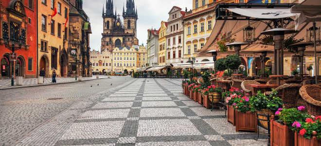 Как получить визу в Чехию для россиян в 2020 году?