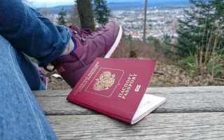 Как восстановить загранпаспорт, если он был утерян