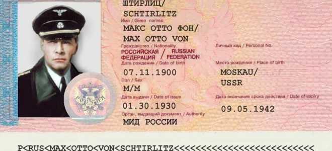 Серия и номер заграничного паспорта РФ: где указаны и что они означают