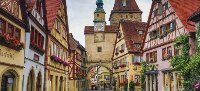 Как получить визу в Германию для россиян в 2020 году?