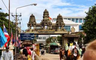 Виза в Камбоджу для россиян: правила въезда в 2020 году