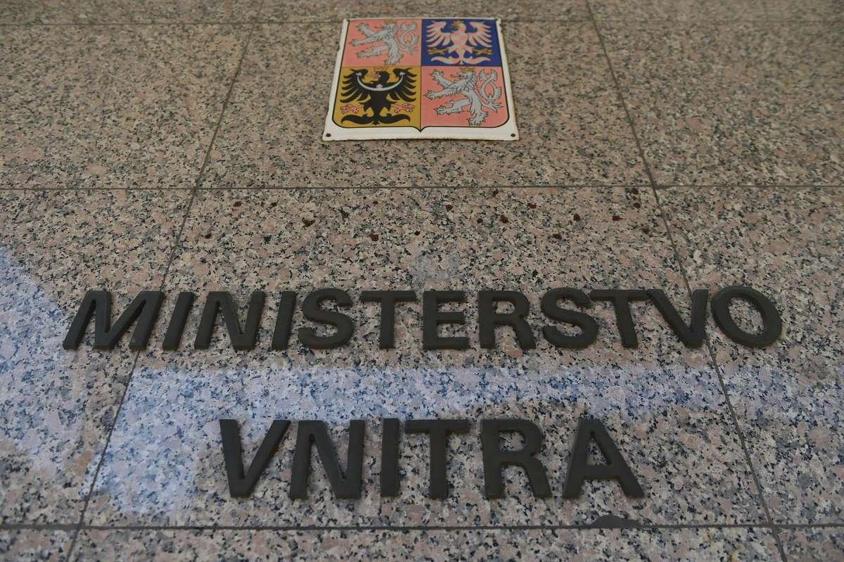 Министерство внутренних дел Чехии