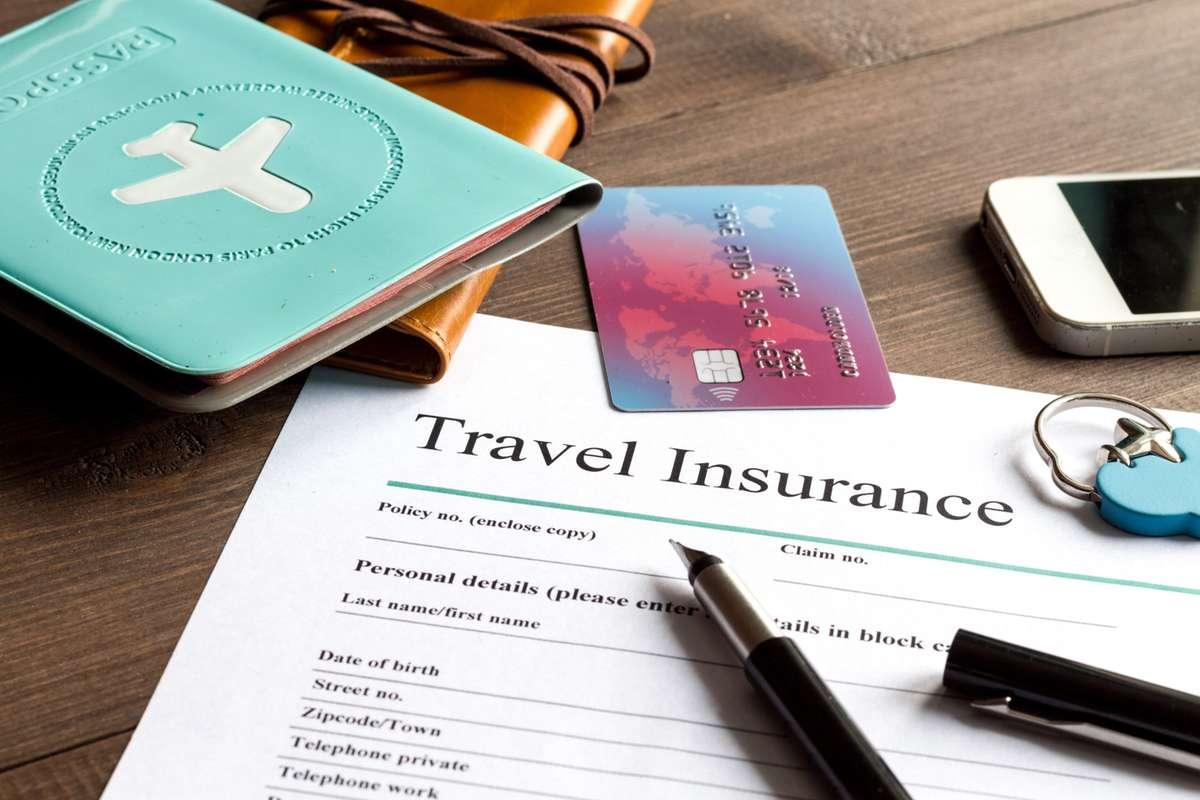 Оформление страхового полиса для путешествий