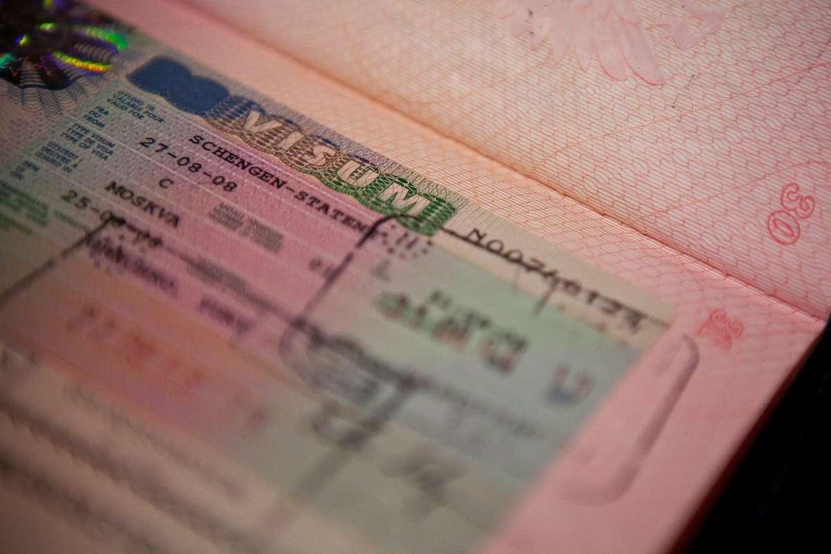 Получение загранпаспорта с финской физой