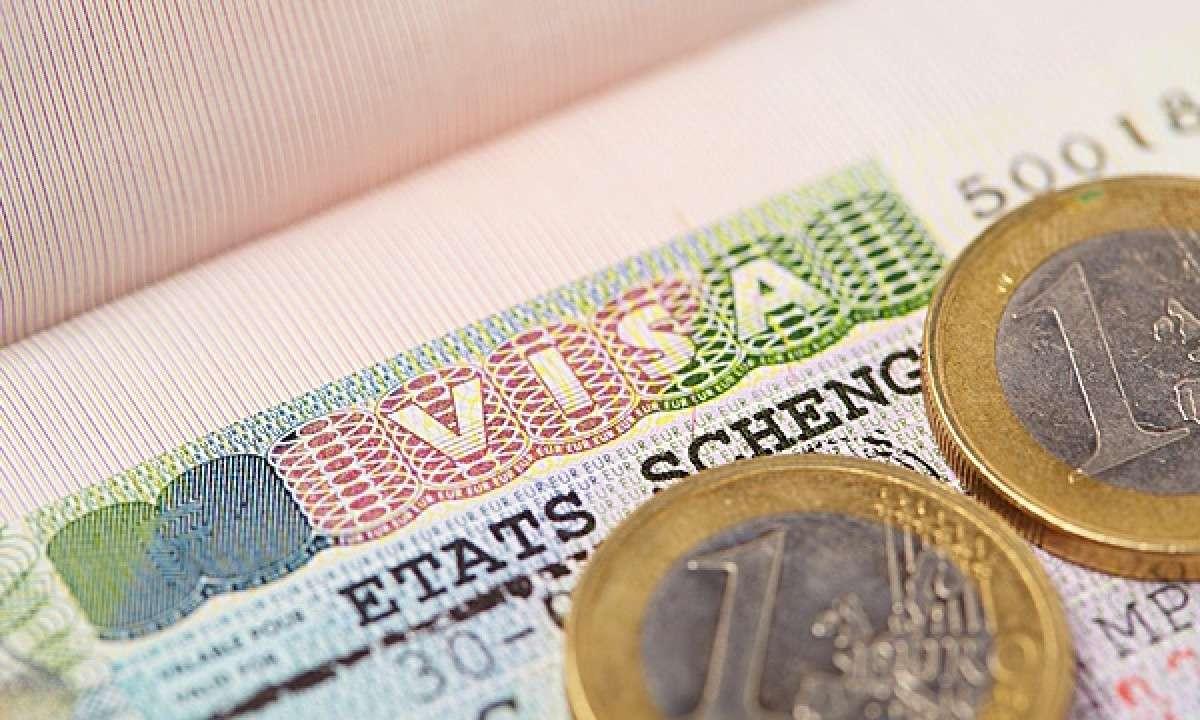 Шенгенская виза в паспорте