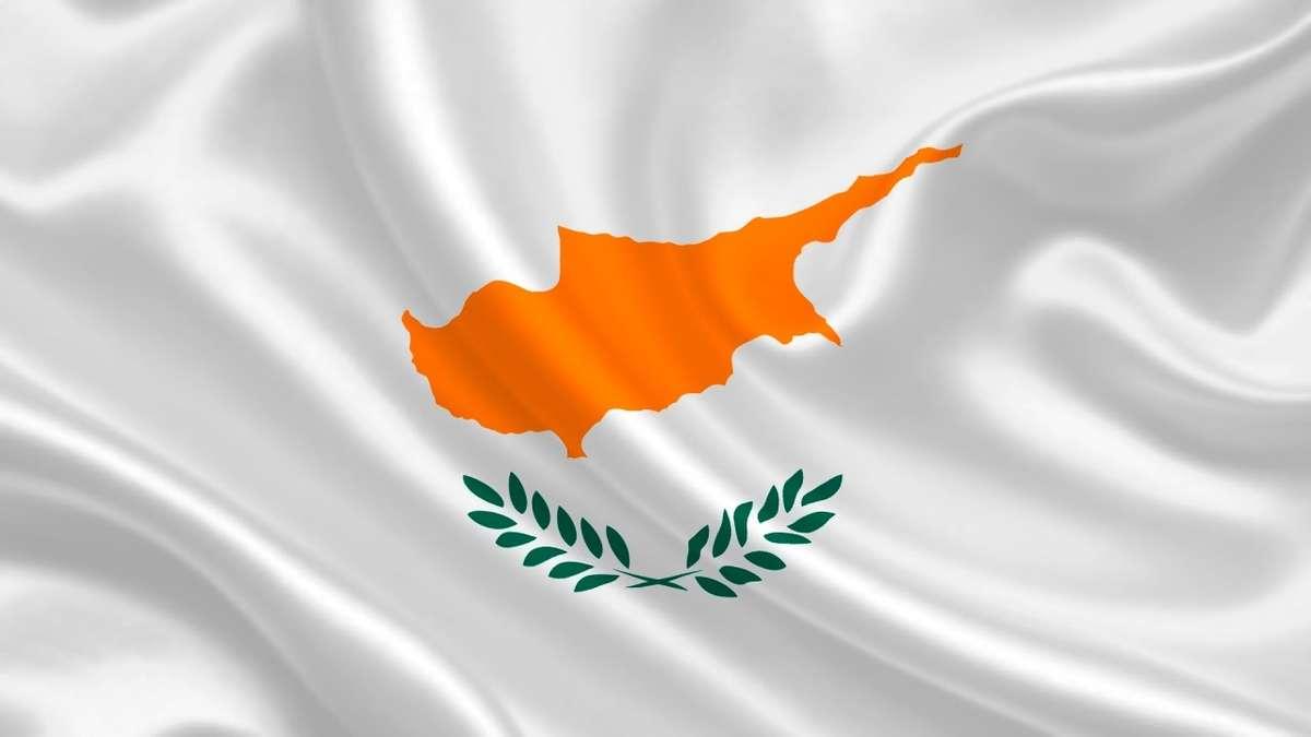 Национальный флаг Республики Кипр