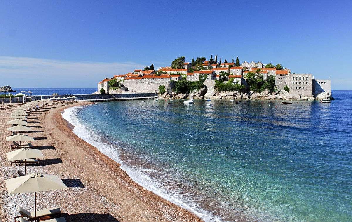 Отдых в Черногории на море без визы