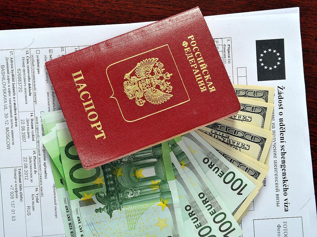 Актуальные цены на шенгенскую визу