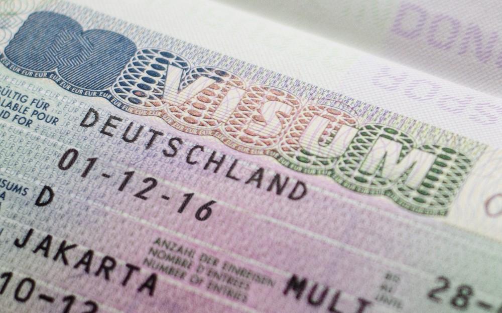Немецкий шенген типа C