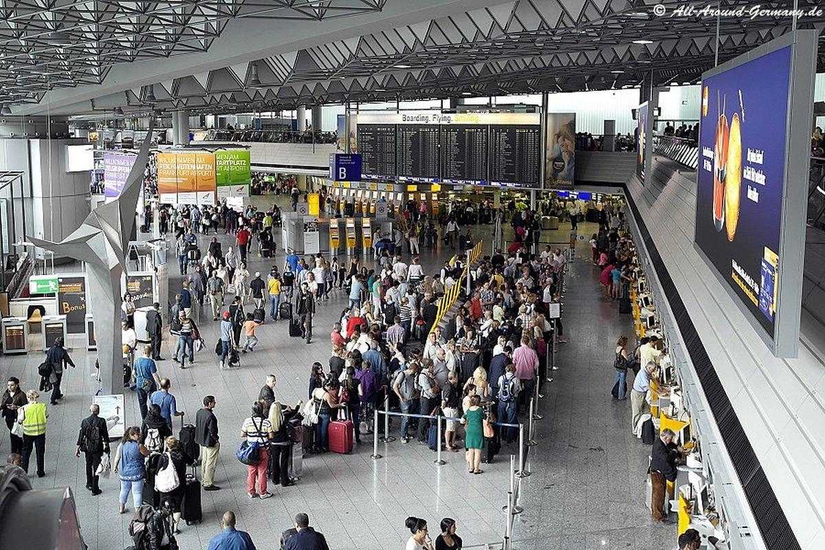 Аэропорт Франкфурта на Майне