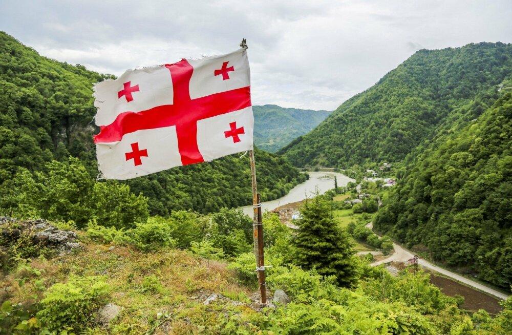 Государственный флаг Грузии