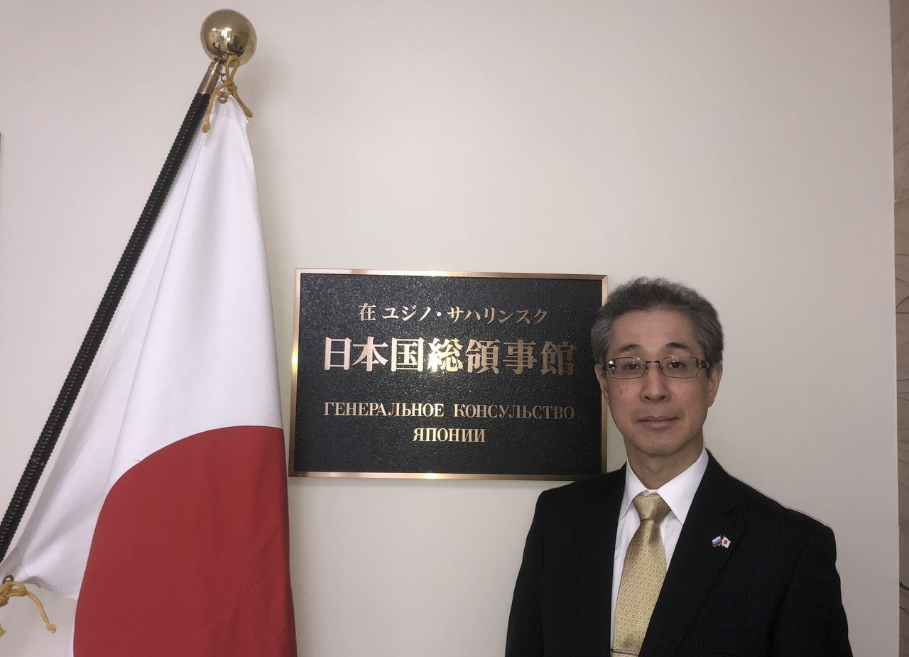 Генеральное консульство Японии в Санкт-Петербурге