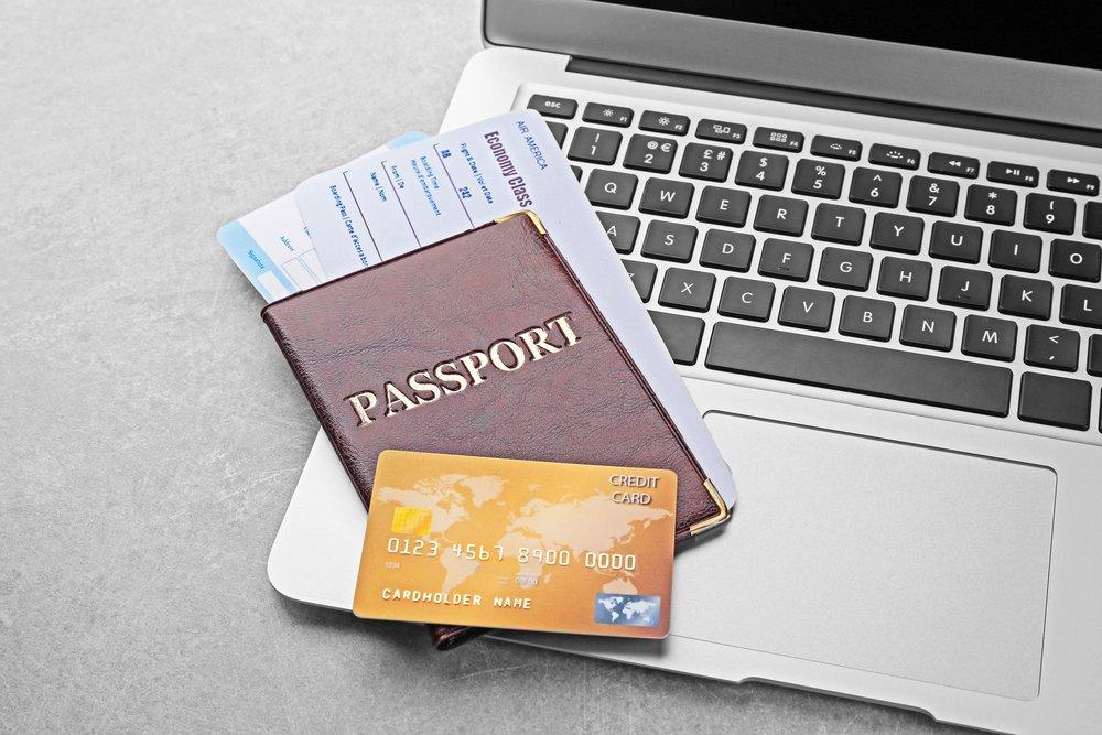Оформление визовых разрешений онлайн