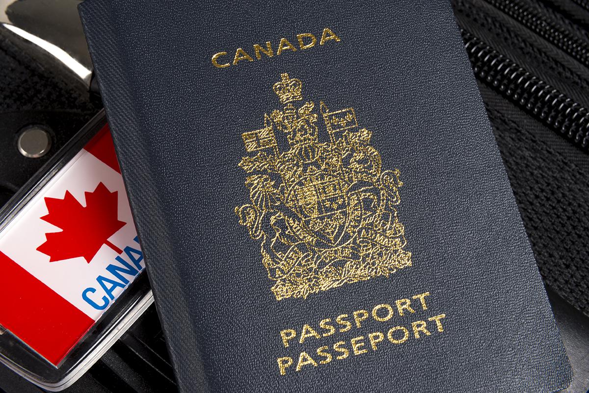 Национальный паспорт Канады