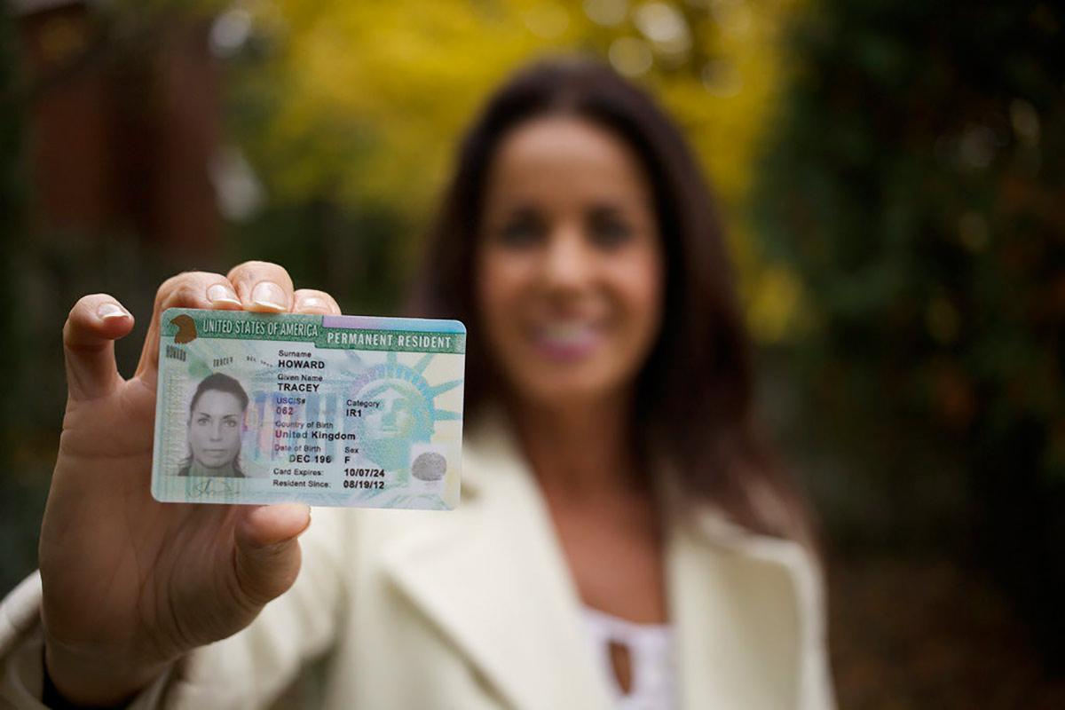 Получение грин карты при иммиграции