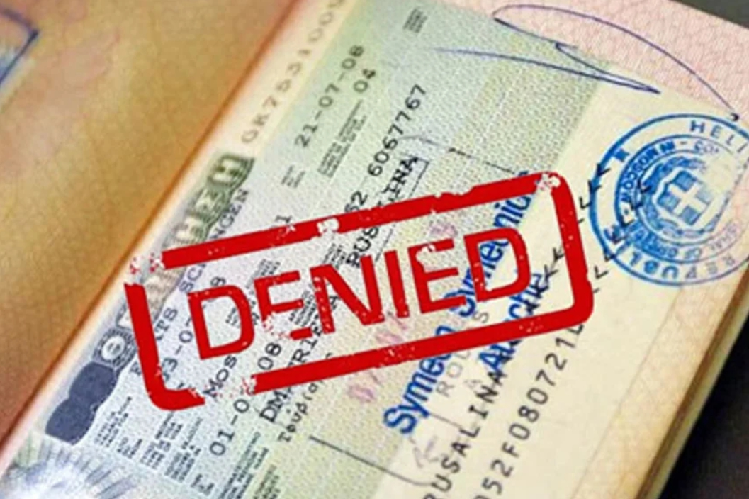 Отказали в выдаче шенгена