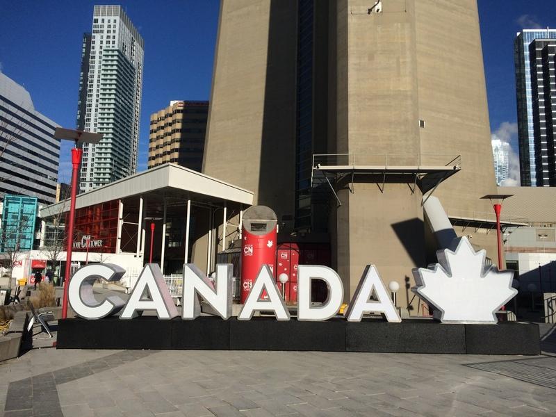 Работа в канадских мегаполисах