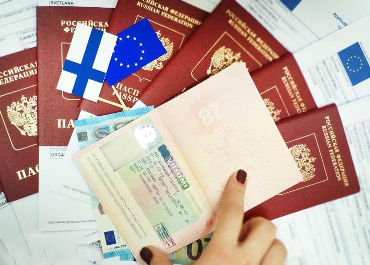 Паспорта с готовыми въездными документами