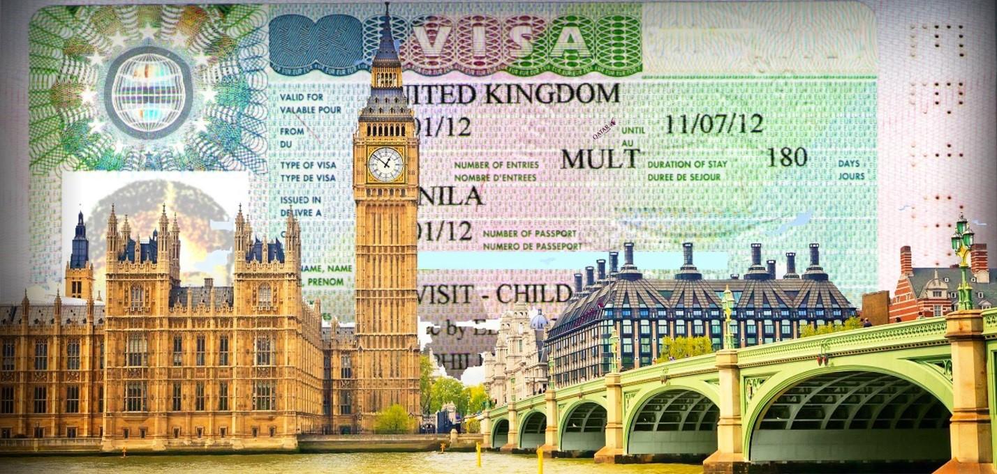 Британская национальная виза