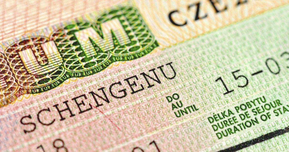 Как выглядит чешский шенген?