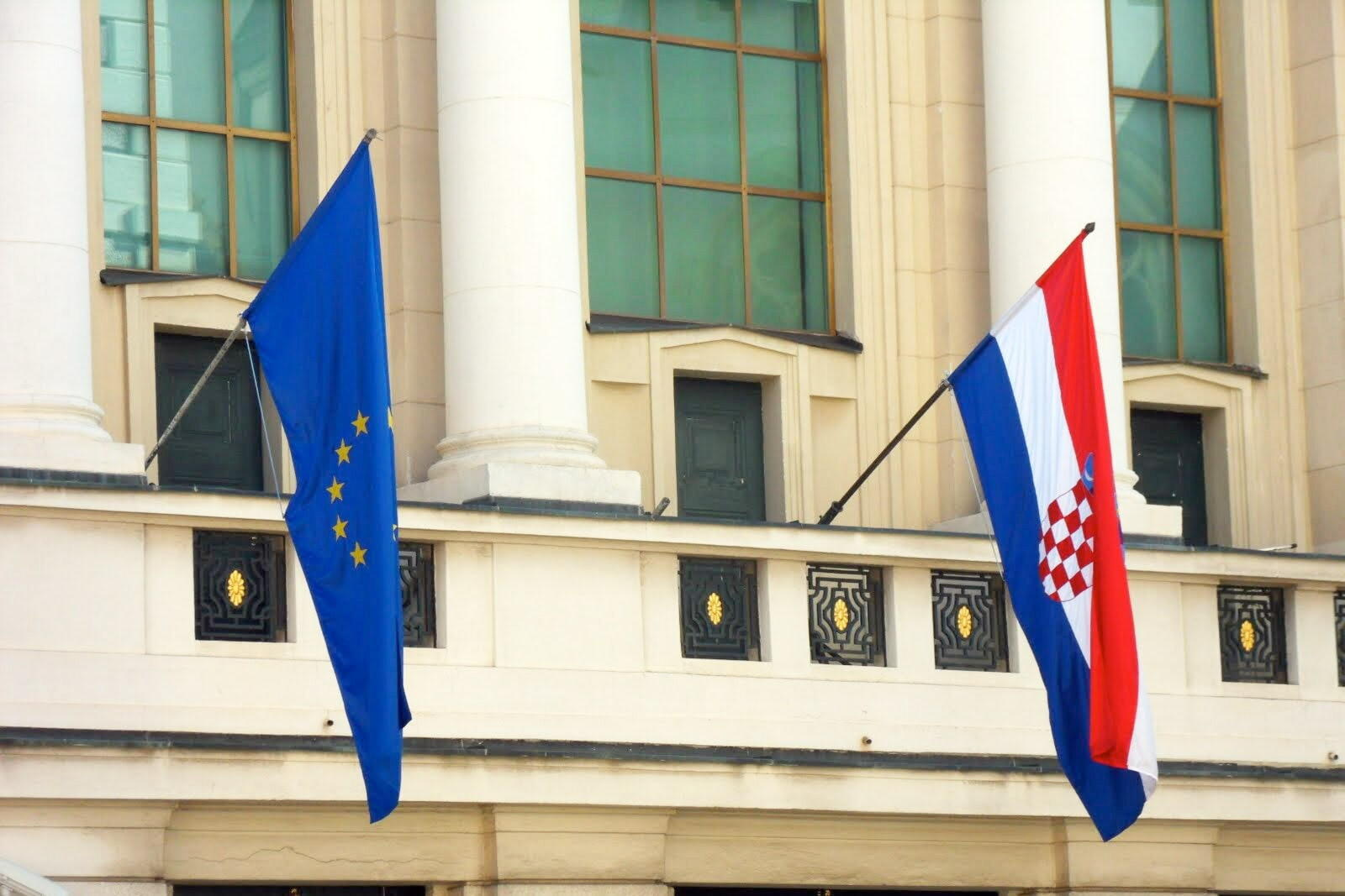Отношения Хорватии с Зоной шенгена