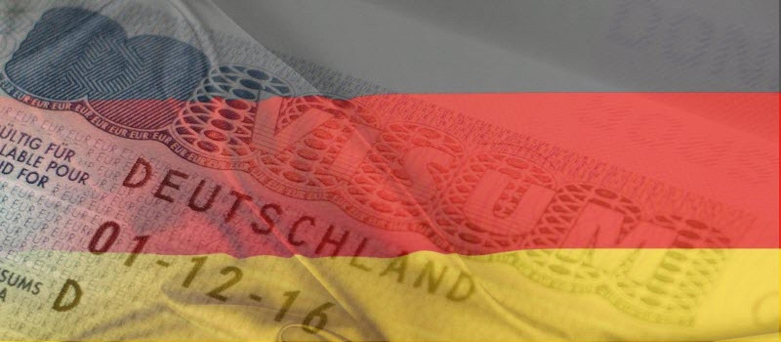 Национальная виза Германии