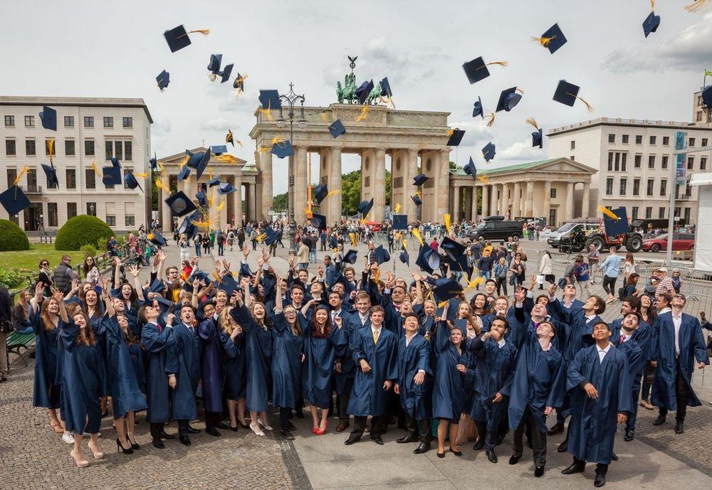 Выпускники немецкого университета