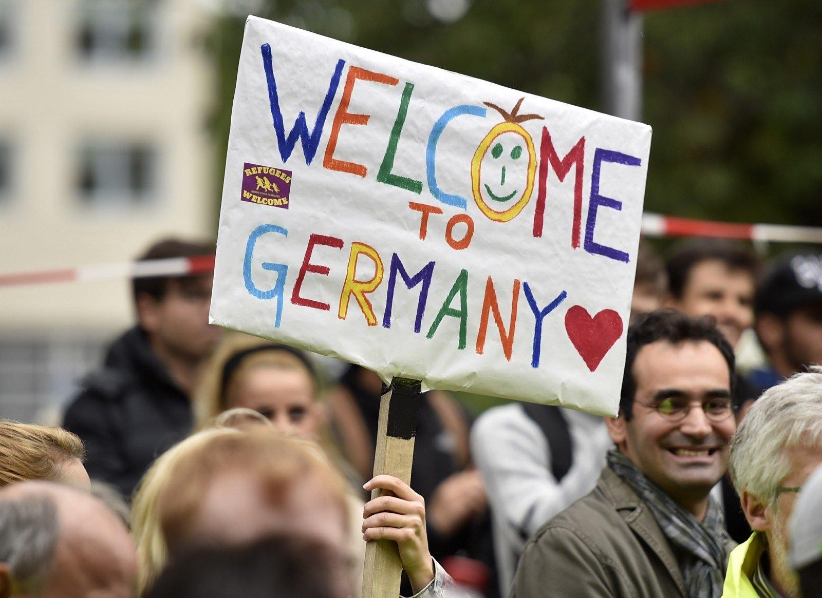 Отношение к эмигрантам в Германии