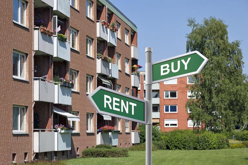 Покупка или аренда жилья в Германии