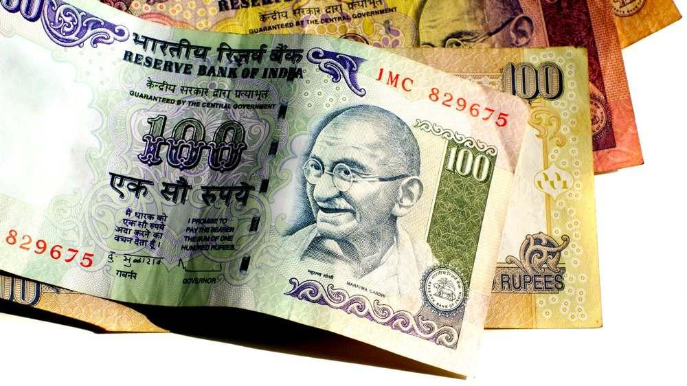 Индийские рупии - национальная валюта