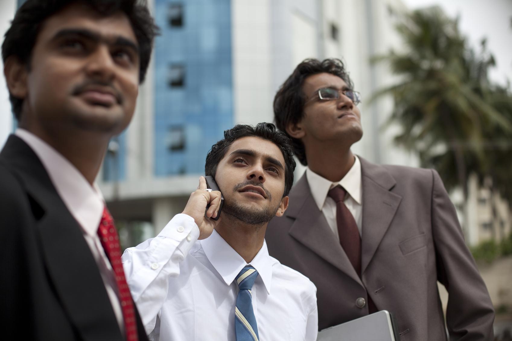 Встреча с индийскими бизнес партнерами