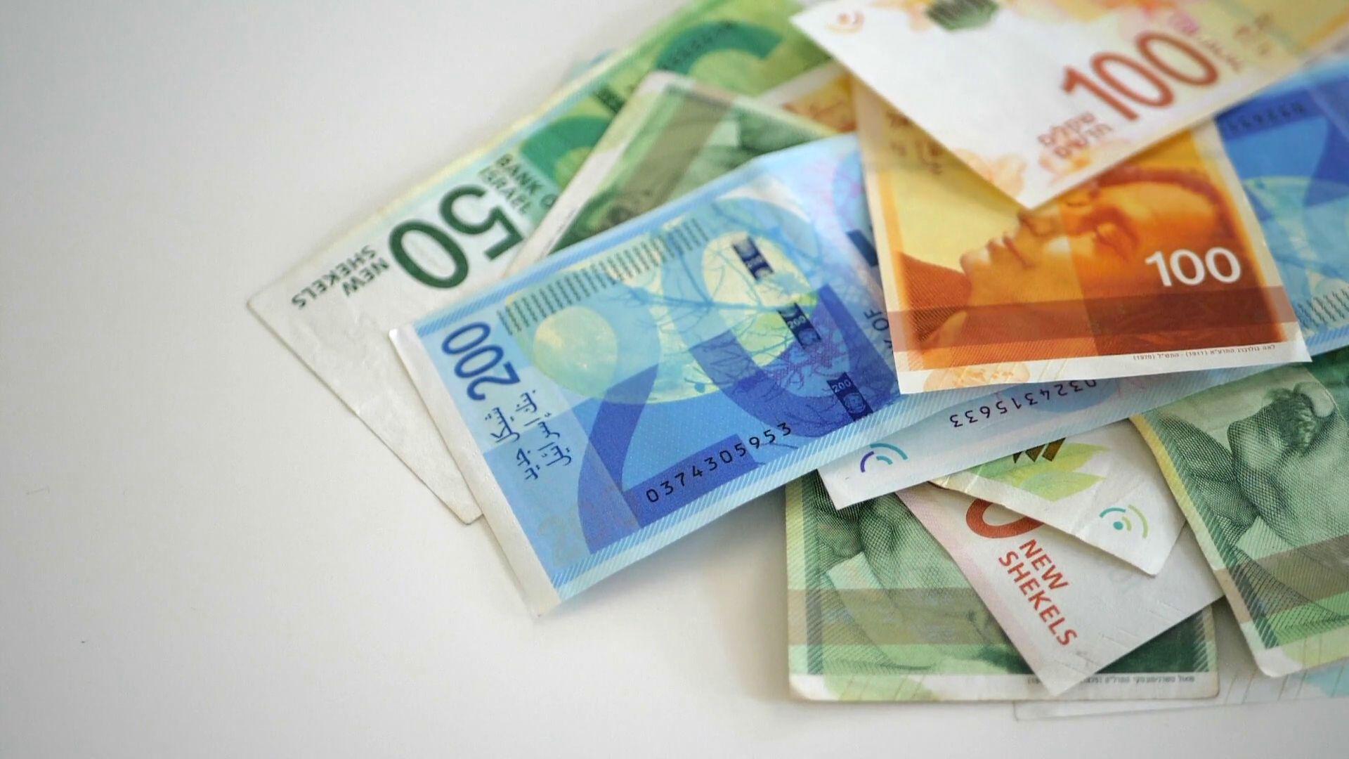 Израильские шекели - национальная валюта