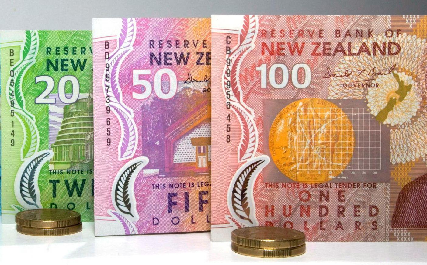 Новозеландские доллары - национальная валюта