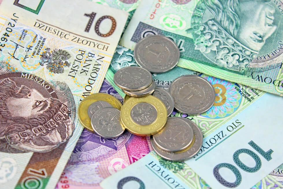 Польские злоты - национальная валюта