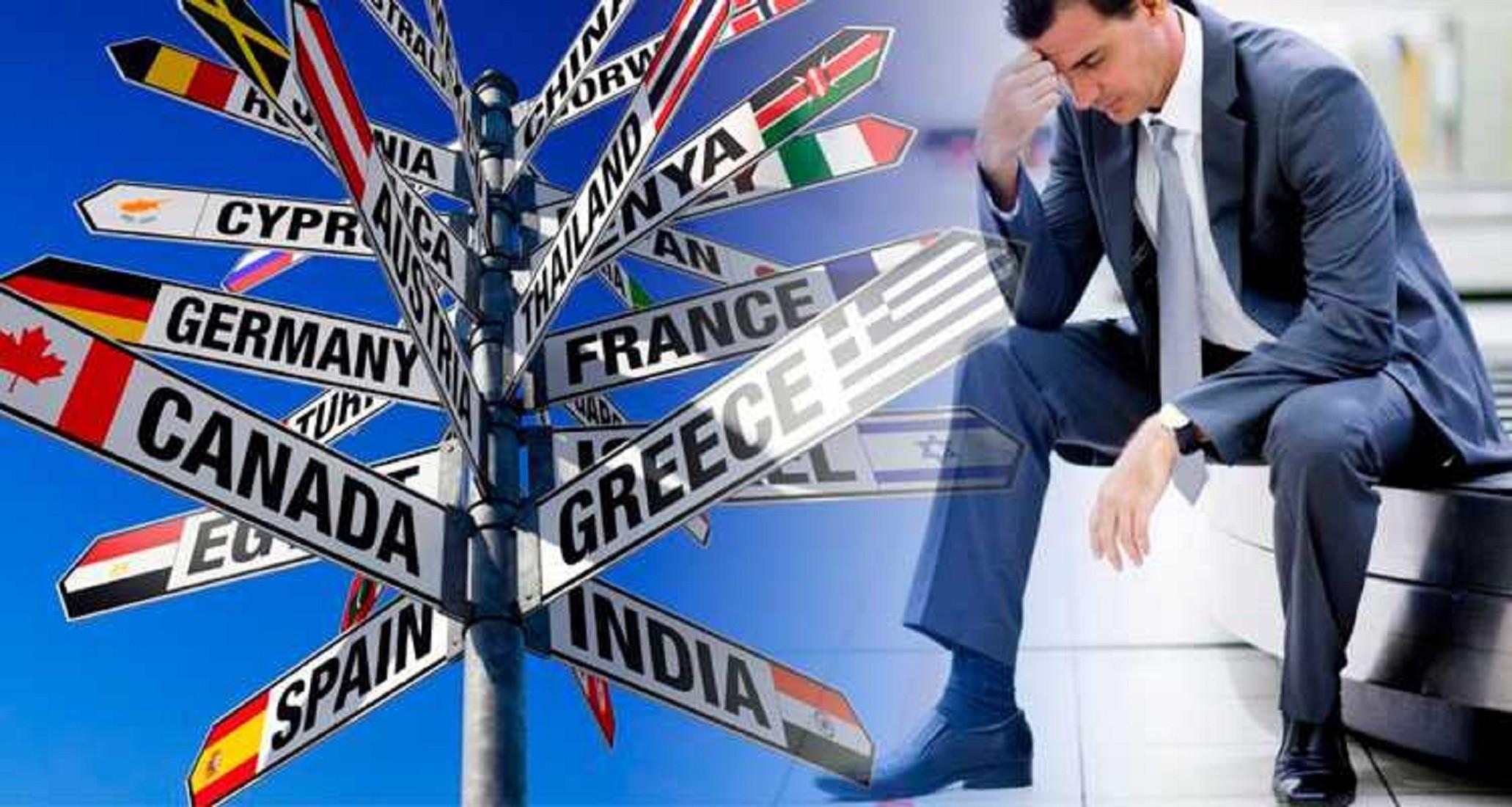 Сложный выбор для переезда в другую страну