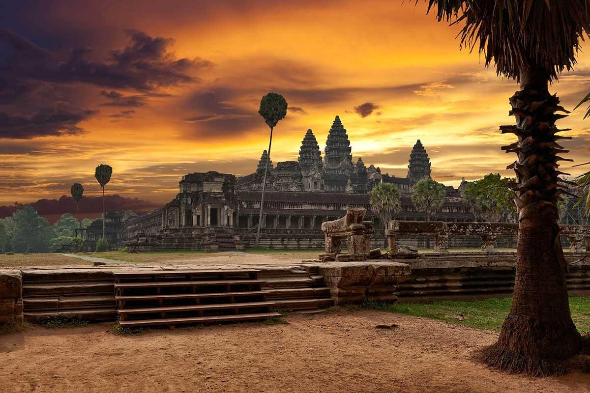 Храмовый комплекс Анкор Ват