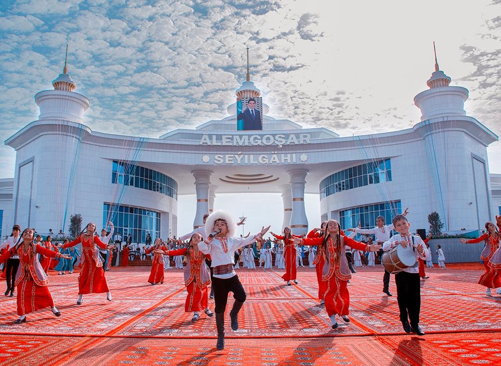 Национальный фольклор Туркменистана