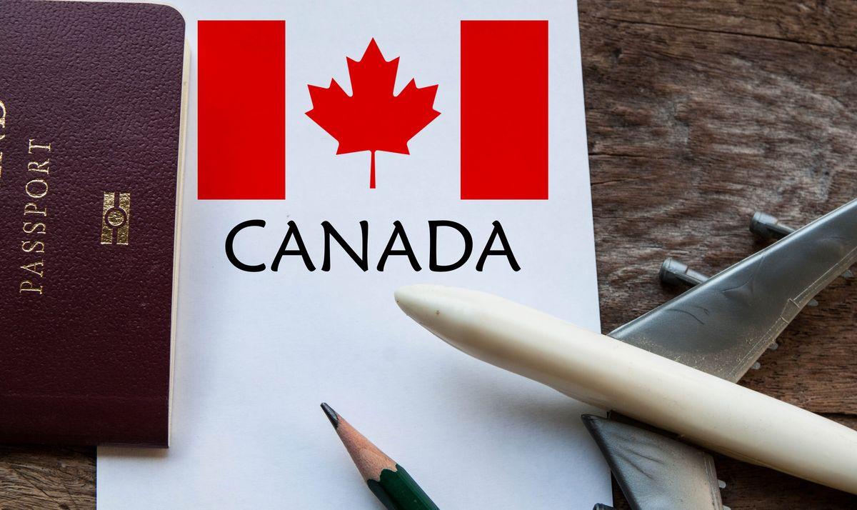 Подготовка к поездке в Канаду